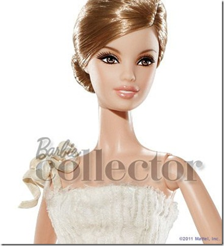 Vera Wang Bride Barbie 2