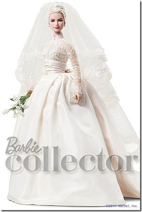 Grace Kelly Bride Silkstone 1