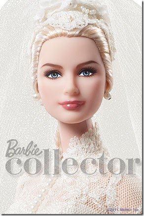 Grace Kelly Bride Silkstone 2