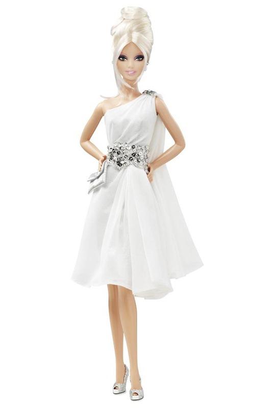 Pinch of Platinum Barbie
