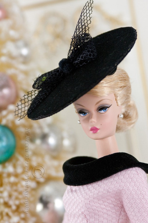 preferably pink silkstone barbie