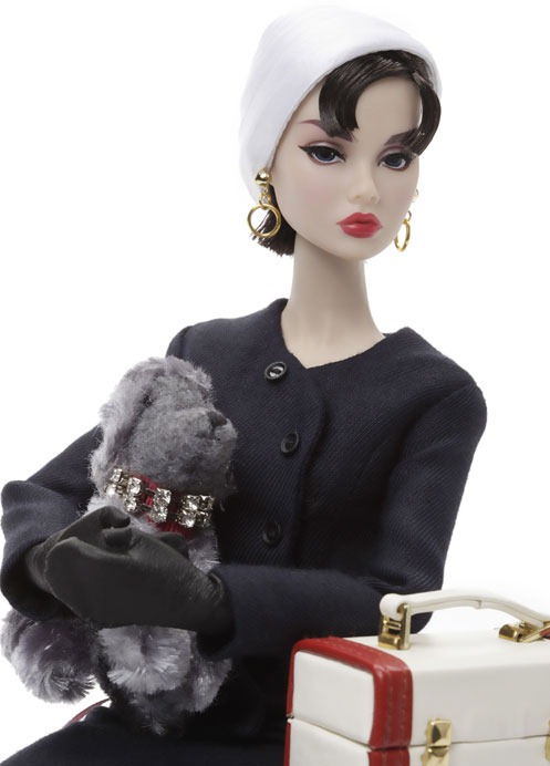 IDEX Integrity Toys Reveal Poppy Parker as Sabrina! Inside the Fashion Doll...