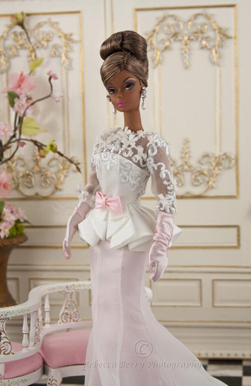 Evening Gown Silkstone Barbie | Inside the Fashion Doll Studio