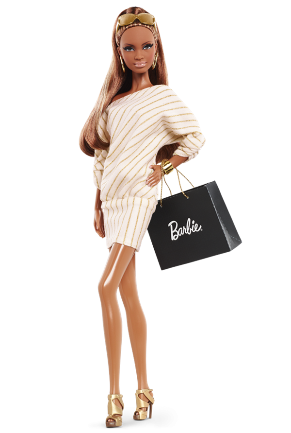 2013 Barbie Look City Shopper 1