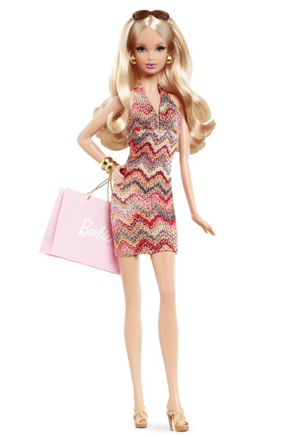 2013 Barbie Look City Shopper #2  1