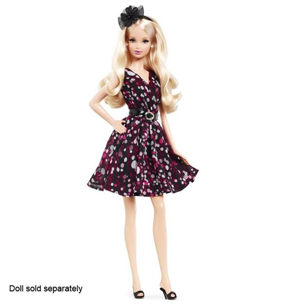 2013 Barbie Look Tea Party 2