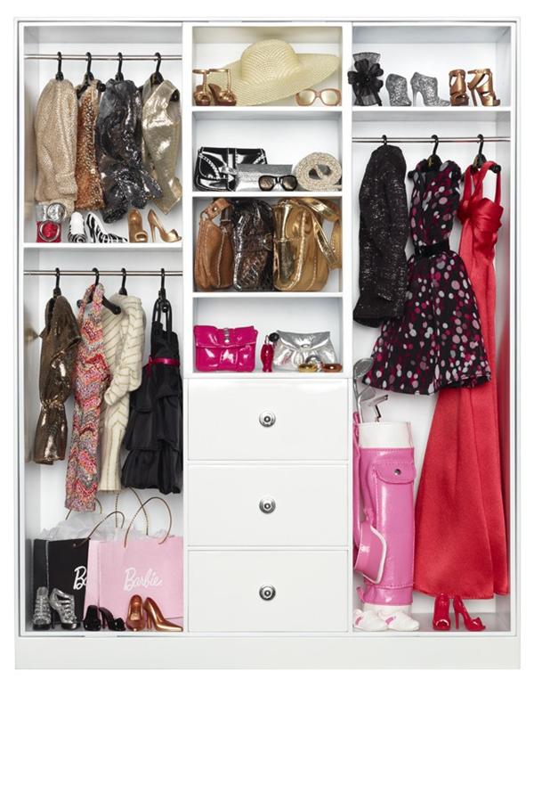 2013 Barbie Wardrobe