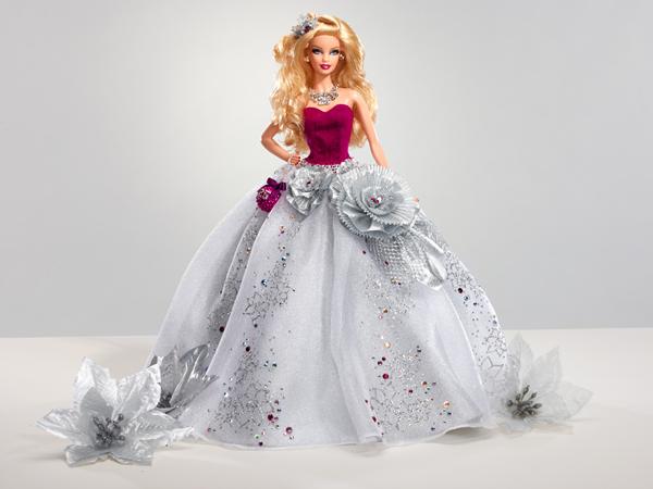 Barbie® Holiday Sparkle 1