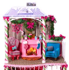 Barbie™ Very Merry Cabin 2