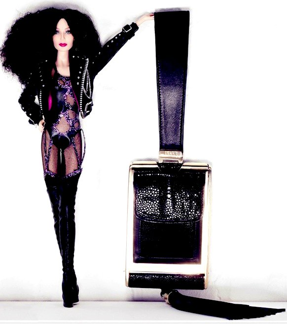 Interview Magazine and Barbie Emilio Pucci