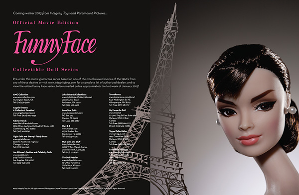 2013 Funny Face Ad