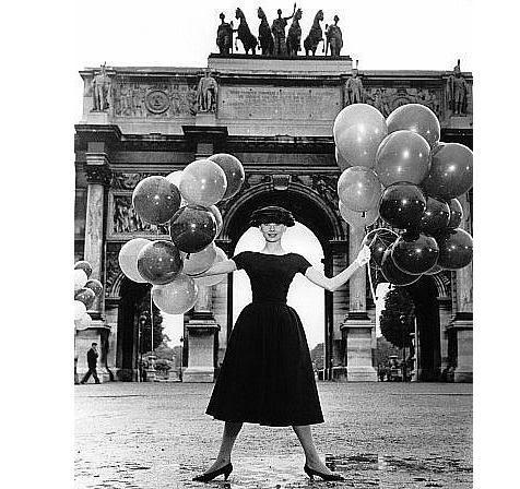Audrey Hepburn in Funny Face 2