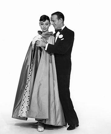 Audrey Hepburn in Funny Face 6