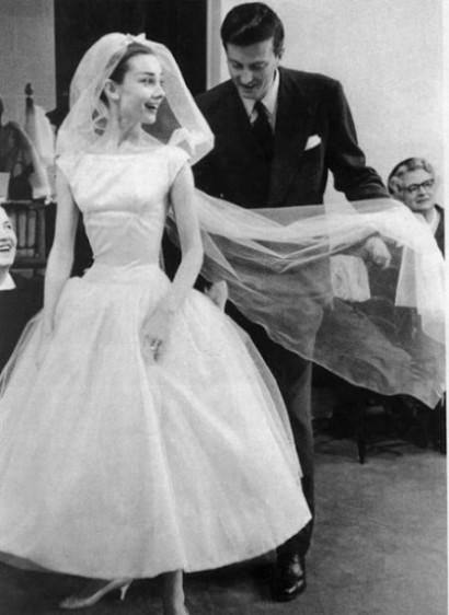 Audrey Hepburn in Funny Face 7