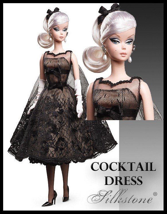 Cocktail Dress Silkstone copy