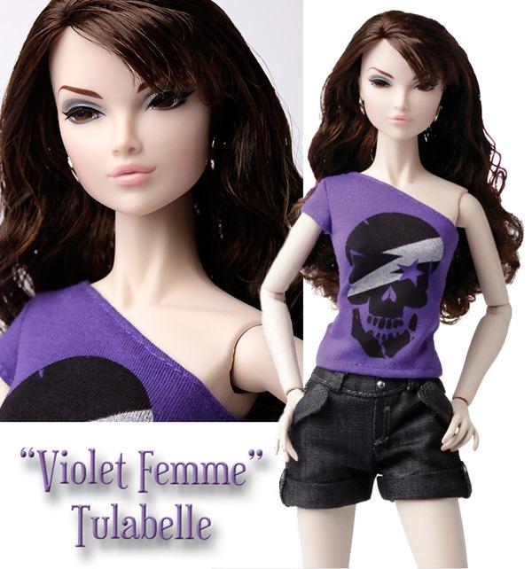 Violet Femme collage copy
