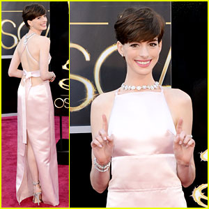 Just Jared Anne Hathaway