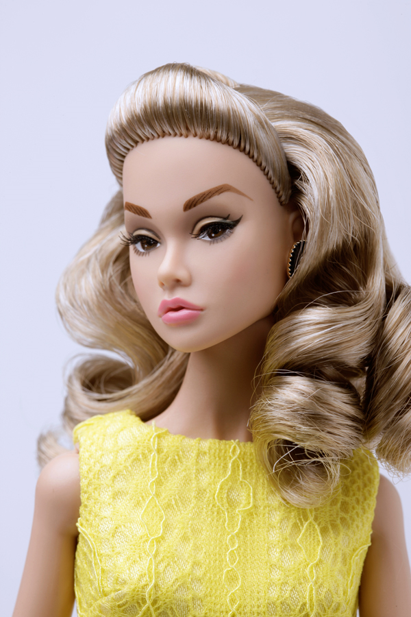 The young sophisticate Poppy Parker | Inside the Fashion Doll Studio