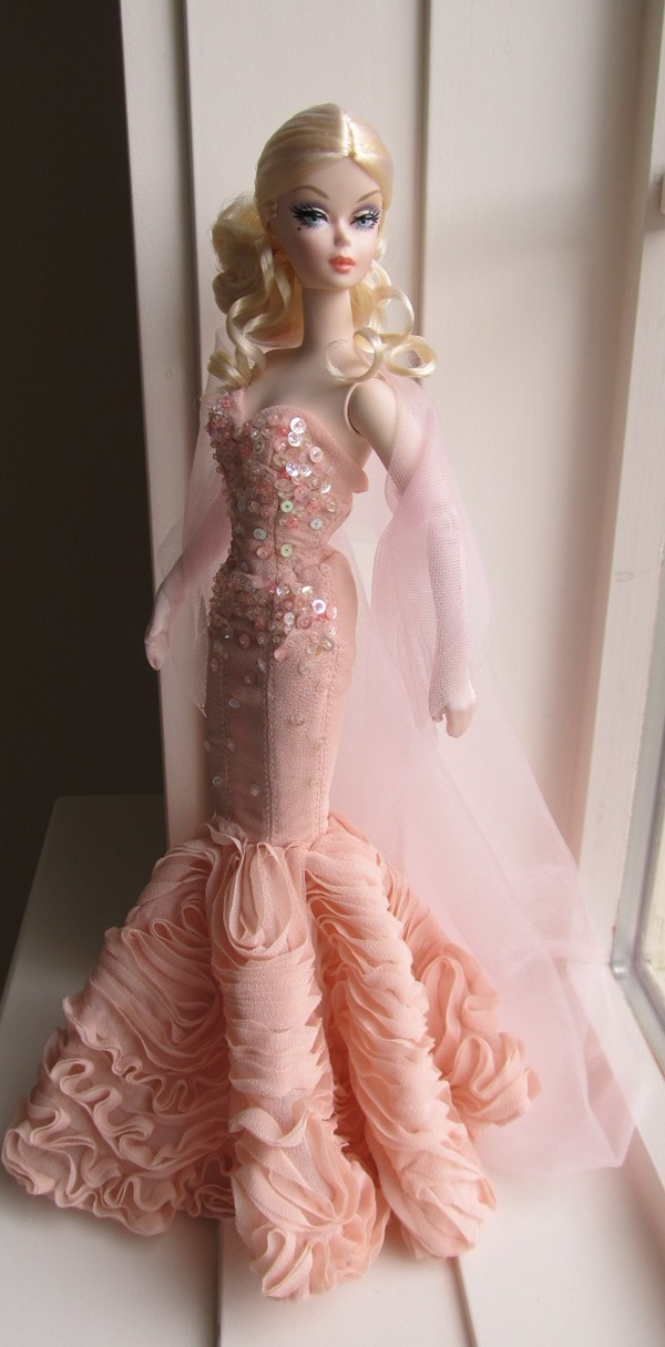 Mermaid Gown Barbie | Inside the Fashion Doll Studio