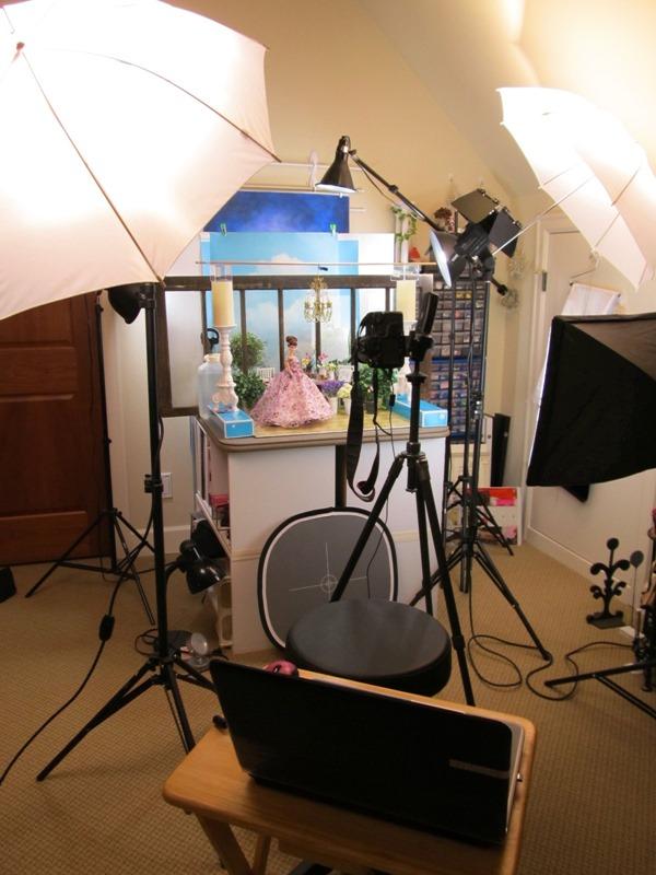 Doll Diorama   Inside the Fashion Doll Studio
