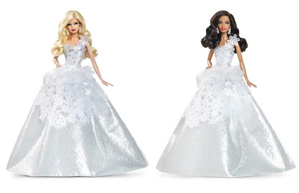 Holiday Barbie 2013