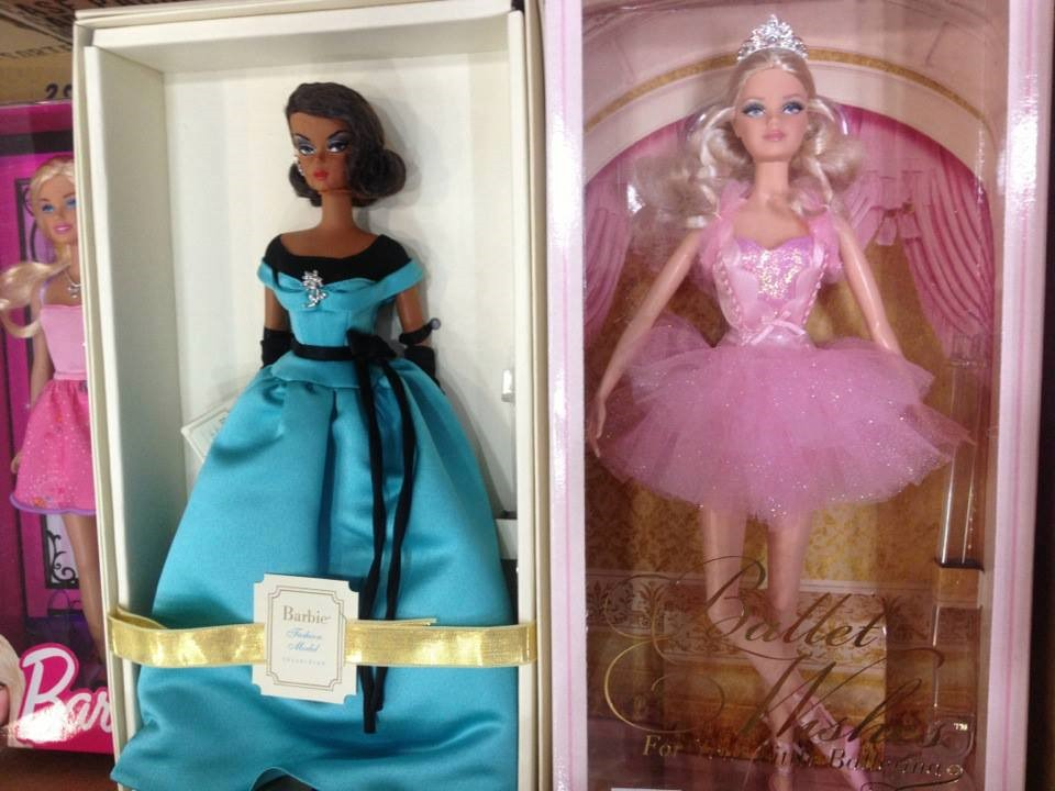 AA Ball Gown Silkstone Barbie | Inside the Fashion Doll Studio