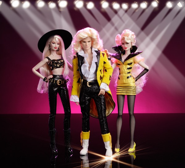 Jem And The Holograms Inside The Fashion Doll Studio
