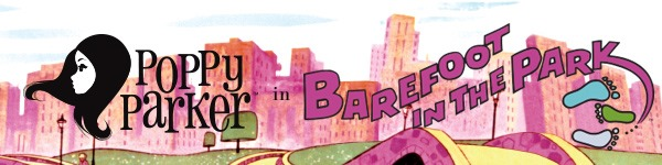 PP Barefoot in the Park logo
