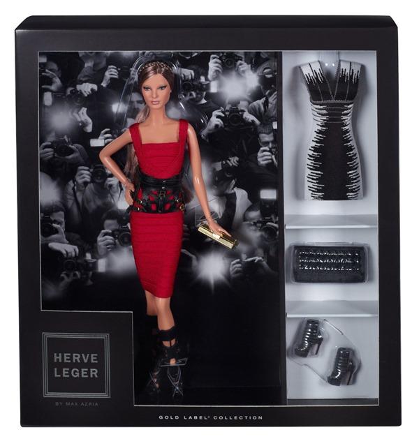 Herve Leger Barbie 1