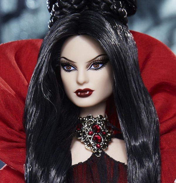 Haunted Beauty Vampire Barbie 1