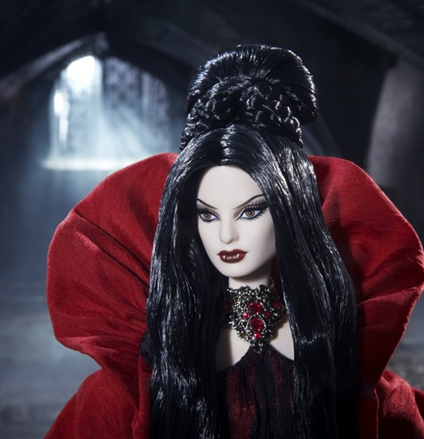 Haunted Beauty Vampire Barbie 3