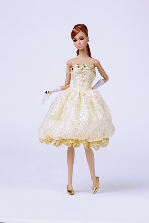 Elegant Evening Poppy Parker | Inside the Fashion Doll Studio