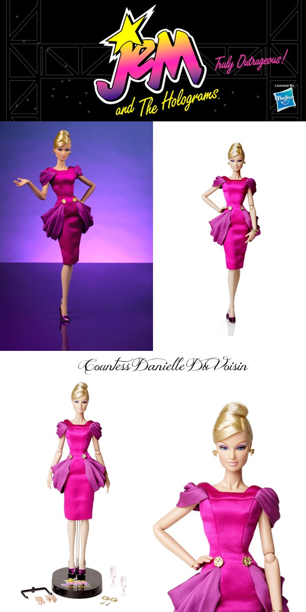 Countess Danielle Du Voisin™composite