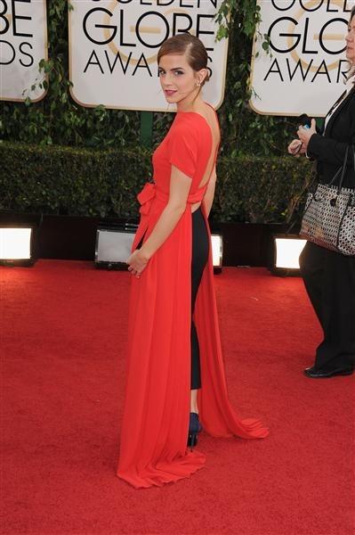 Emma Watson in Dior MSN