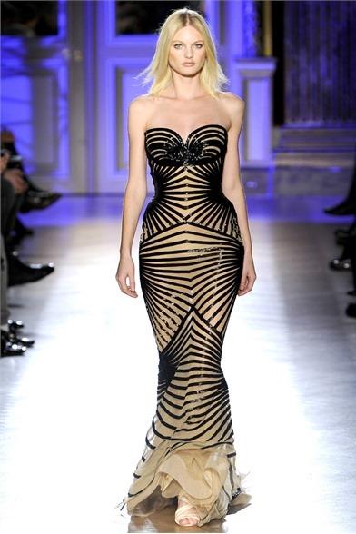 2012 Spring Summer Couture Zuhair Murad