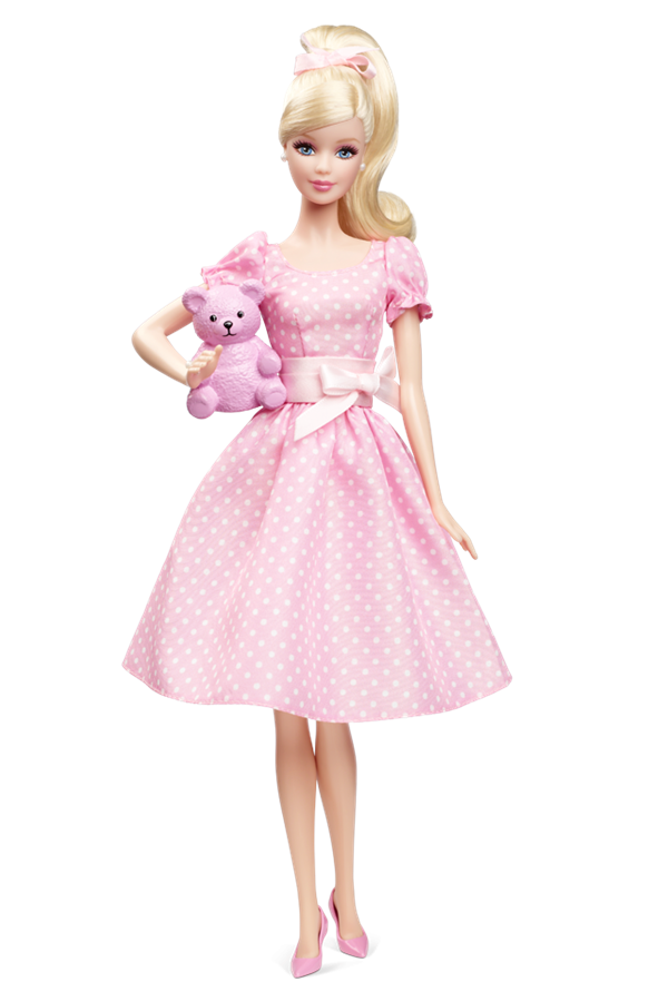 It's a girl Barbie doll   Inside the Fashion Doll Studio