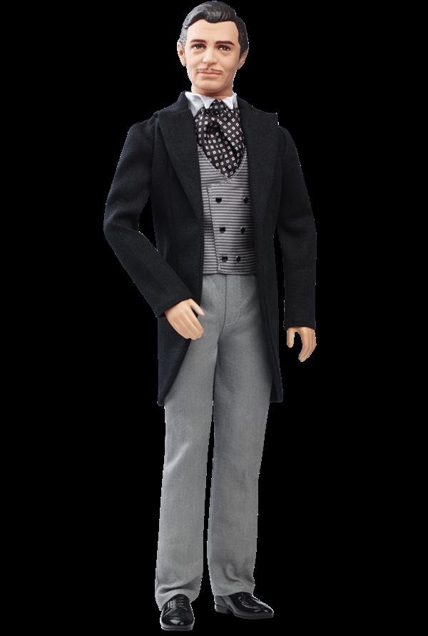 Gone with the wind Rhett Buttler doll 1
