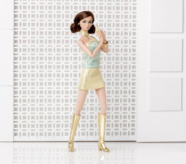 Spy-A-Go-Go Poppy Parker 4