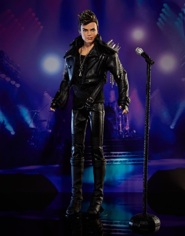 Carlyle Nuera OOAK Adam Lambert 1