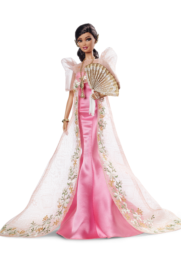 Mutya Barbie Doll 1