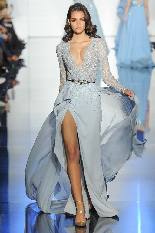 Spring 2015 Couture Zuhair Murad 2