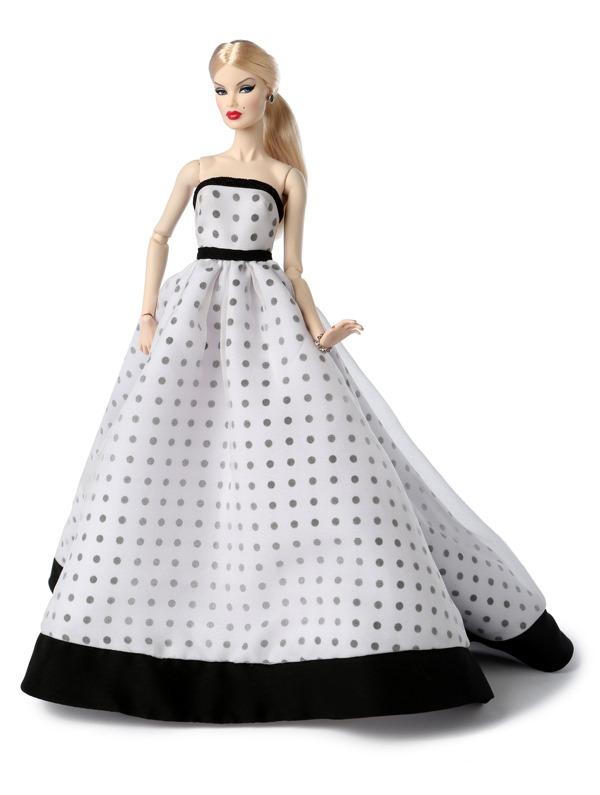 Fashion Royalty Integrity Doll Veronique Perrin Royal Treatment Japan Skin Head