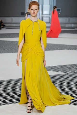 2015 Fall Couture Giambattista Valli