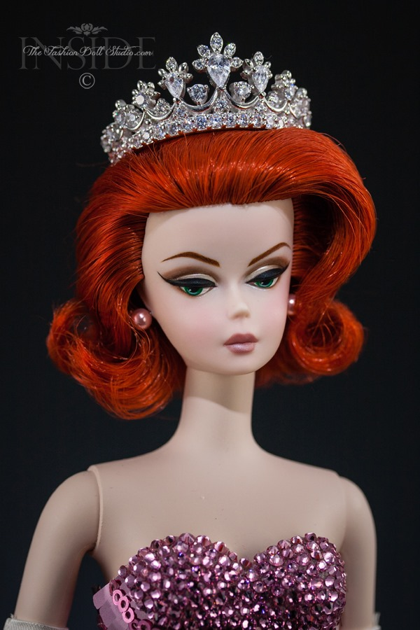 ©2016 Inside The Fashion Doll Studio Who Says Redheads Can't Wear Pink?!