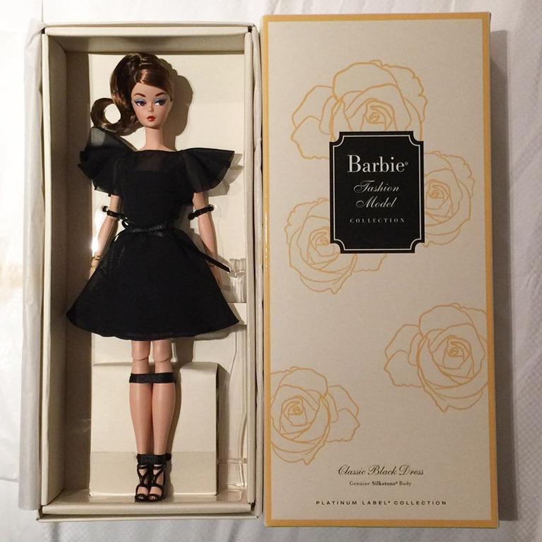 Silkstone Barbie 2016 | Inside the Fashion Doll Studio