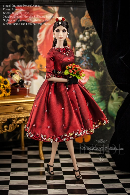 ©2016 Inside The Fashion Doll Studio Agnes at the Palazzo