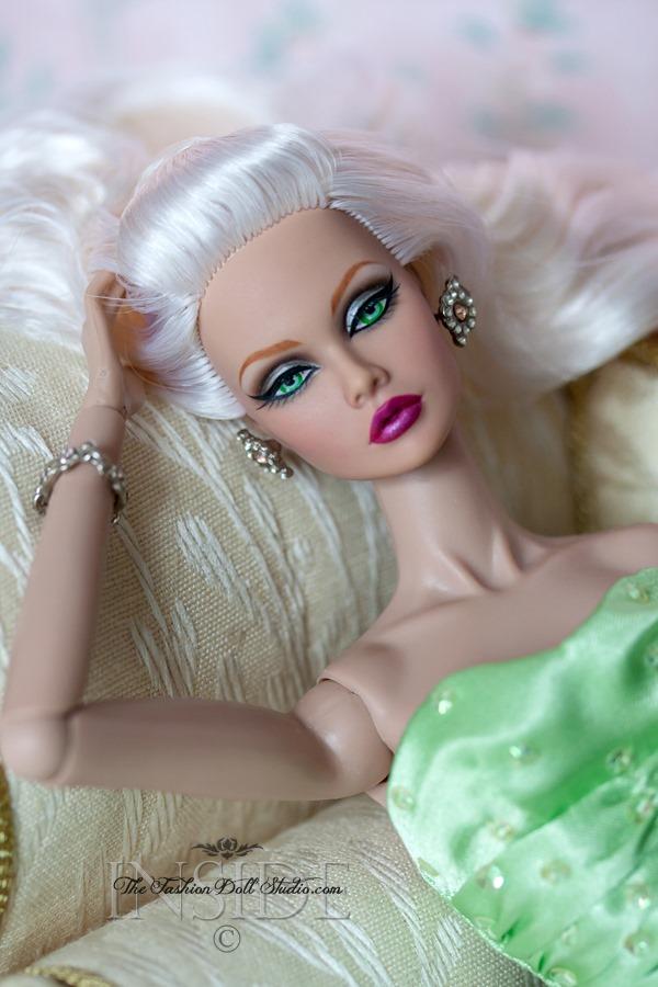 ©2016 Inside The Fashion Doll Studio Chinoiserie