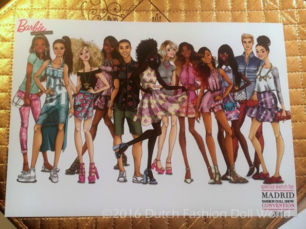 ©2016 Dutch Fashion Doll World