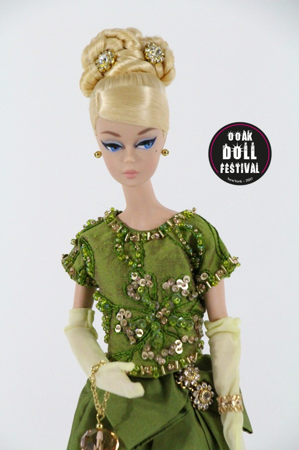 ©2017 OOAK Doll Festival Golden Ticket Pam Seeman