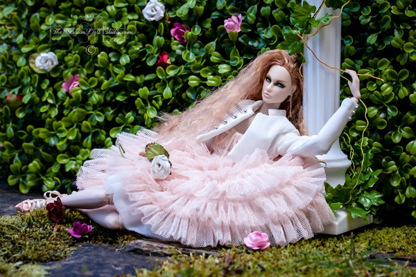 ©2017 Inside The Fashion Doll Studio - A Romantic Era Begins
